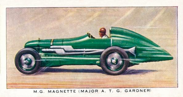 Racecar「M G Magnette Major A T G Gardner」:写真・画像(8)[壁紙.com]