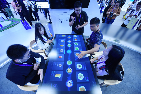 Big Data「Computing Conference 2017 Held In Hangzhou」:写真・画像(12)[壁紙.com]