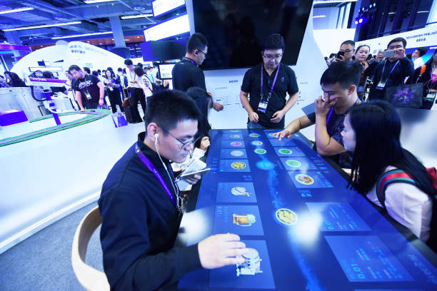 Big Data「Computing Conference 2017 Held In Hangzhou」:写真・画像(13)[壁紙.com]