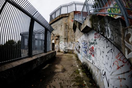 Alley「Flak towers Humboldthain, Berlin」:スマホ壁紙(18)