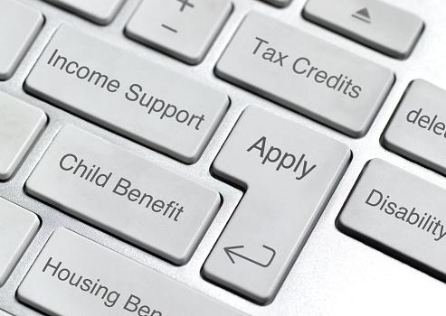 Single Word「Benefit and social security keyboard」:スマホ壁紙(16)