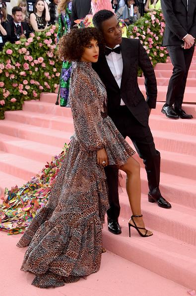 Layered Dress「The 2019 Met Gala Celebrating Camp: Notes on Fashion - Arrivals」:写真・画像(10)[壁紙.com]