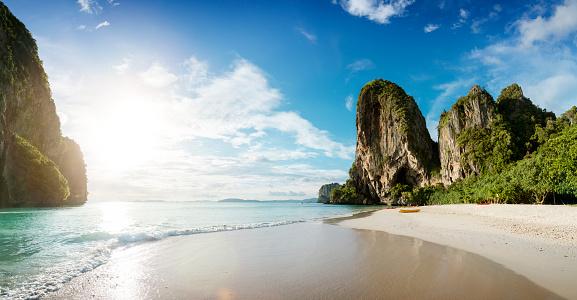 Tropical Climate「Railey Beach」:スマホ壁紙(4)