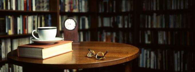 Reading「Library Room」:スマホ壁紙(9)