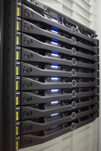 Data Center「Rack of servers」:スマホ壁紙(17)