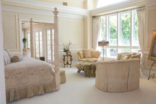 Moulding - Trim「Luxurious Bedroom」:スマホ壁紙(6)