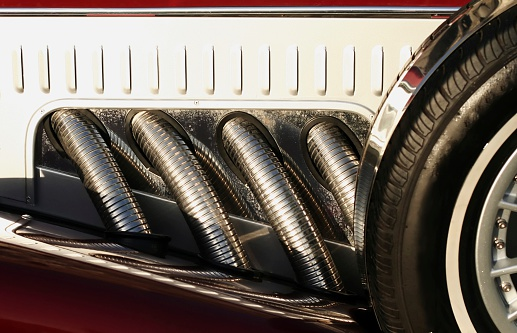 Hot Rod Car「Antique car abstract」:スマホ壁紙(17)