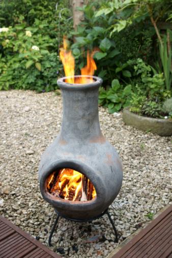 Patio Heater「chimnea」:スマホ壁紙(3)
