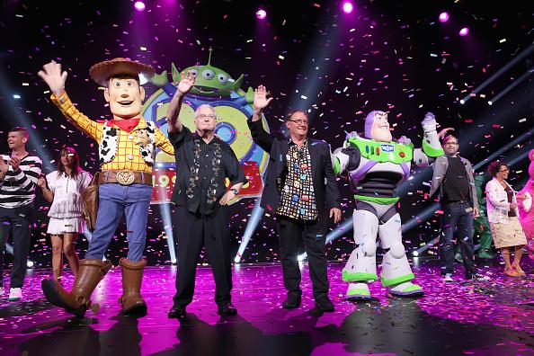 "Toy Story「""Pixar And Walt Disney Animation Studios: The Upcoming Films"" Presentation At Disney's D23 EXPO 2015」:写真・画像(2)[壁紙.com]"