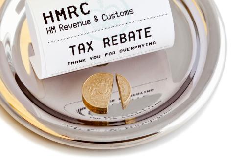 Refund「Tax Rebate」:スマホ壁紙(15)