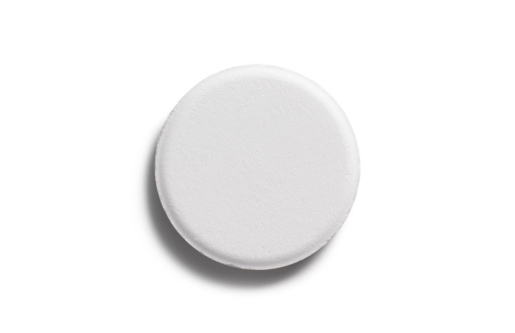 Image「Single aspirin pill close up」:スマホ壁紙(19)
