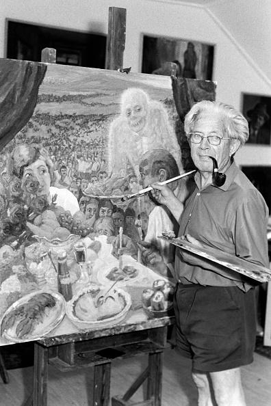 Bouquet「Painter Eric Johansson」:写真・画像(4)[壁紙.com]