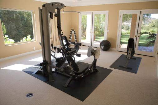 Exercise Room「Home Gym」:スマホ壁紙(8)