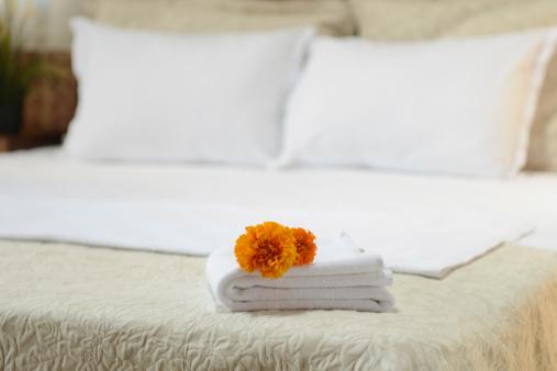 Motel「hotel room towels」:スマホ壁紙(10)