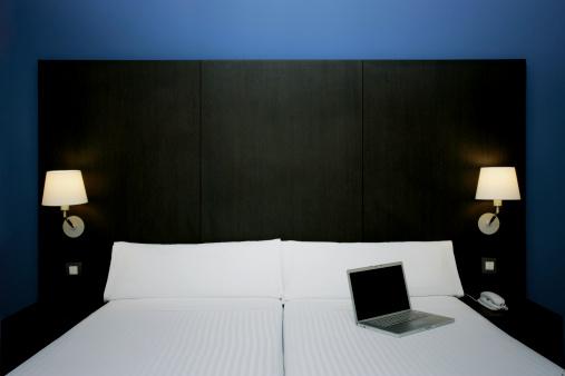 Motel「Hotel room」:スマホ壁紙(4)