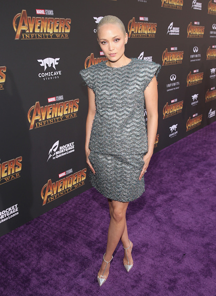 "T-strap Shoe「Los Angeles Global Premiere for Marvel Studios' ""Avengers: Infinity War""」:写真・画像(11)[壁紙.com]"