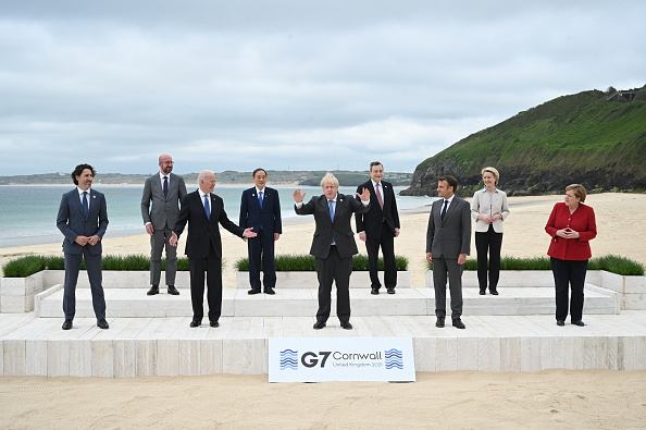 Finance and Economy「Buildup To June's G7 Summit In Carbis Bay」:写真・画像(19)[壁紙.com]