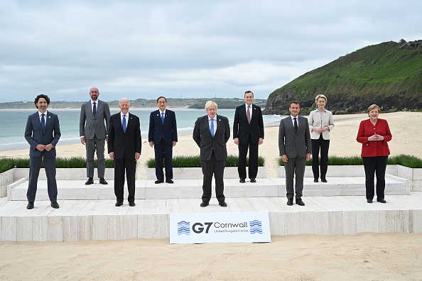 Finance and Economy「Buildup To June's G7 Summit In Carbis Bay」:写真・画像(8)[壁紙.com]
