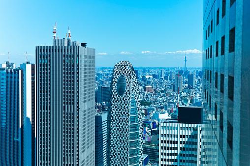 Tokyo Tower「Tokyo Cityscape」:スマホ壁紙(17)