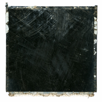 Dirty「Grungy ruined scratched film frame」:スマホ壁紙(10)