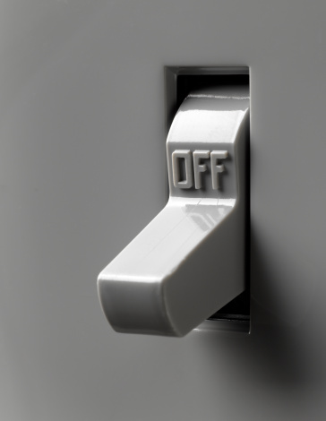 Light Switch「Light switch in off position」:スマホ壁紙(13)