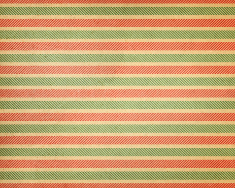 Christmas Paper「brown paper with holiday stripes」:スマホ壁紙(19)