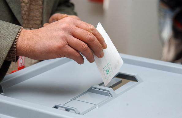 パレスチナ「Voting In Ramallah」:写真・画像(10)[壁紙.com]