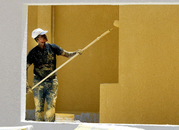 Painting - Activity「UNRWA Builds Houses For Palestinians」:写真・画像(2)[壁紙.com]