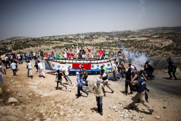 Model - Object「Replica Aid Flotilla Used In Israeli Barrier Protest」:写真・画像(14)[壁紙.com]