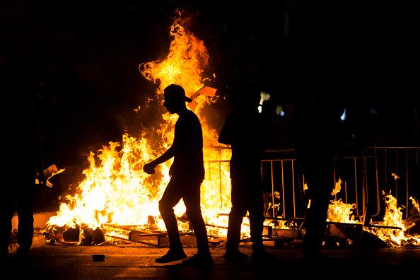 パレスチナ「Tensions Rise In Jerusalem After Al-Aqsa Mosque Clashes」:写真・画像(9)[壁紙.com]