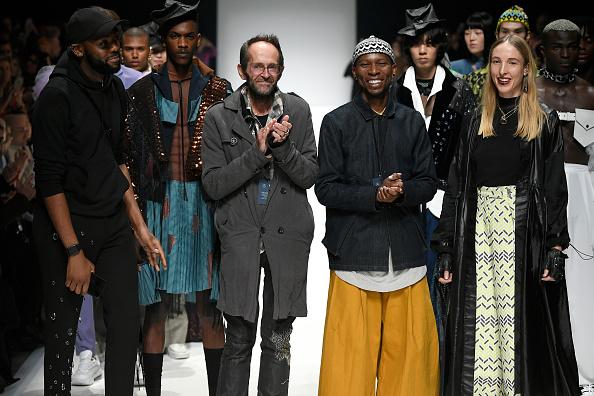 Mercedes-Benz Fashion Week「Mercedes-Benz Presents Fashion Talents From South Africa - Show - Berlin Fashion Week Autumn/Winter 2020」:写真・画像(15)[壁紙.com]