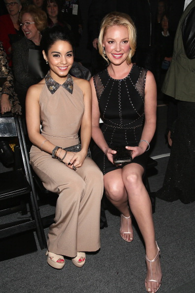 Katherine Heigl「TRESemme At Jenny Packham - Front Row - Fall 2013 Mercedes-Benz Fashion Week」:写真・画像(17)[壁紙.com]