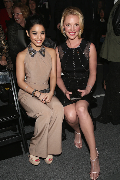 Katherine Heigl「TRESemme At Jenny Packham - Front Row - Fall 2013 Mercedes-Benz Fashion Week」:写真・画像(18)[壁紙.com]