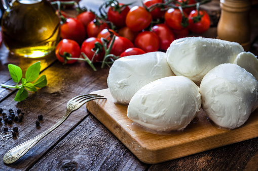 Cherry Tomato「Mozzarella cheese」:スマホ壁紙(10)