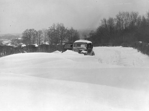Snowdrift「Car And Snowdrift」:写真・画像(9)[壁紙.com]