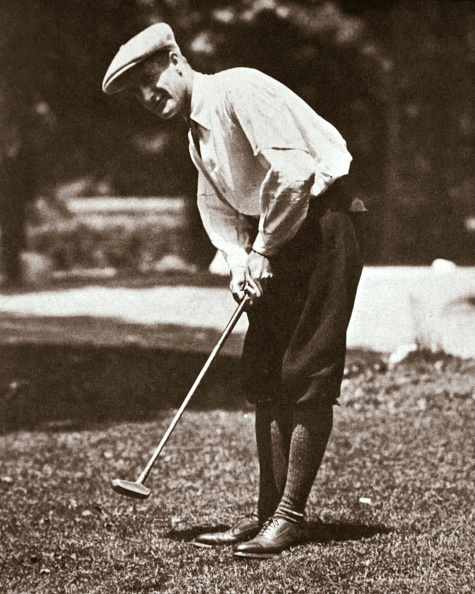 Best shot「Jerome D Travers American Champion Golfer 1910s」:写真・画像(13)[壁紙.com]