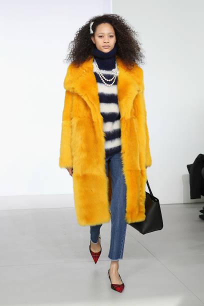 Fur Coat「Michael Kors Collection Fall 2018 Runway Show」:写真・画像(11)[壁紙.com]