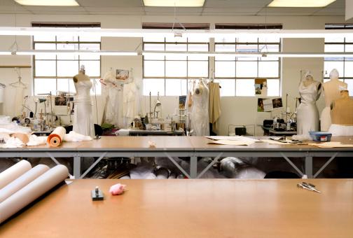 Sewing Pattern「Wedding dress factory」:スマホ壁紙(17)