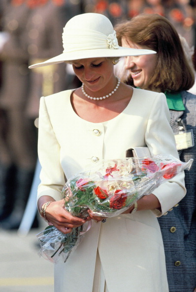 Bouquet「Princess Diana In Hungary」:写真・画像(10)[壁紙.com]