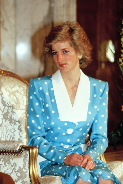 Persian Gulf Countries「Princess Diana In Kuwait」:写真・画像(19)[壁紙.com]