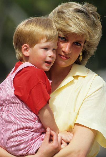 Prince Harry「Diana and Harry」:写真・画像(16)[壁紙.com]