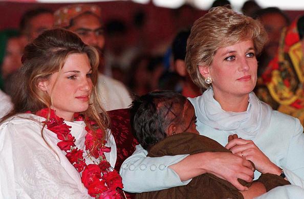 Lahore - Pakistan「FILE PHOTO:  Imran And Jemima Khan Divorce」:写真・画像(6)[壁紙.com]