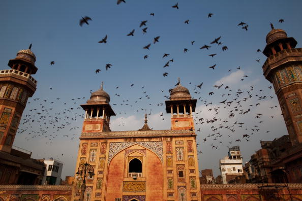 Lahore - Pakistan「Life Inside The Walled City」:写真・画像(1)[壁紙.com]