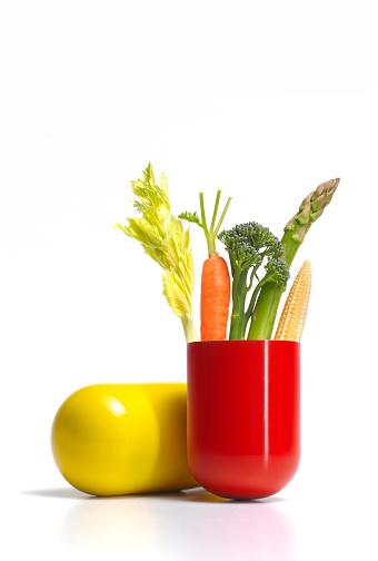 Broccoli「5 a day capsule vitamins」:スマホ壁紙(11)