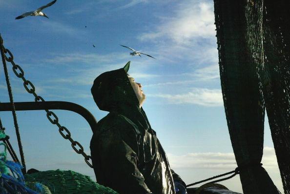 Fisherman「Scottish Trawlermen Work The Waters Of The North Atlantic」:写真・画像(5)[壁紙.com]