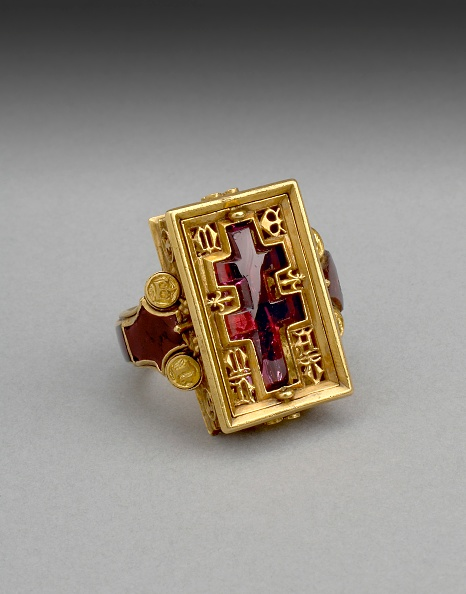 Ring - Jewelry「Reliquary Ring (The Thame Ring)」:写真・画像(13)[壁紙.com]