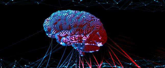 Intelligence「Artificial Intelligence concept」:スマホ壁紙(7)