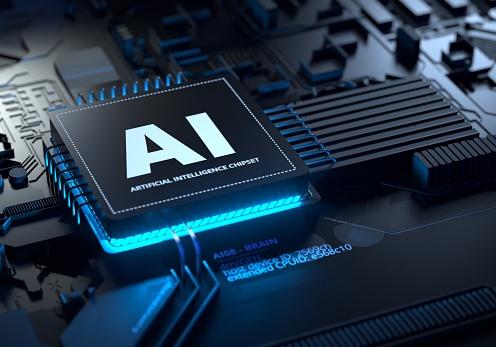 Driverless Car「Artificial Intelligence Chipset」:スマホ壁紙(10)