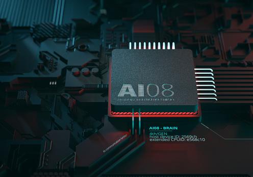 Data Center「Artificial Intelligence Chipset」:スマホ壁紙(16)