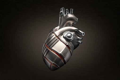 Circuit Board「artificial heart」:スマホ壁紙(13)